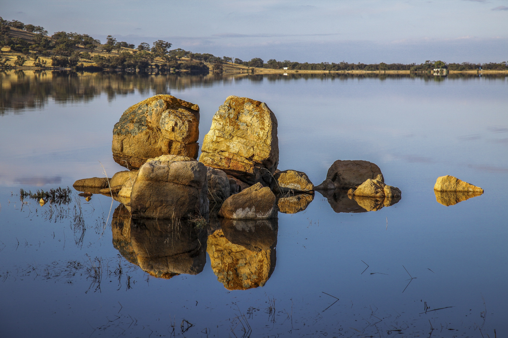 Norring Lake Rock Reflections 2 1920x1280 2